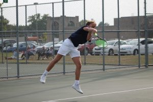 Boys Tennis vs SB St Joseph (Sept 10)