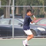 Boys Tennis Earns Win over Jimtown