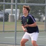 Boys Tennis Beats Mishawaka