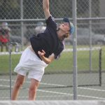 Boys Tennis Wins Second NIC Tournament Match