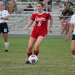 Girls Soccer Rolls Past Bremen