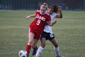 Girls Soccer vs Elkhart Central (Sept 11)