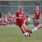 Girls Soccer Advances to Sectional Championship Game