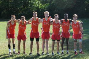 Boys Cross Country – County Clash (Sept 14)