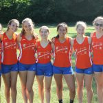 Girls Cross Country - County Clash (Sept 14)