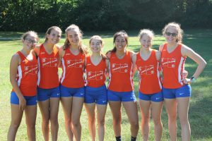 Girls Cross Country – County Clash (Sept 14)