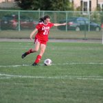 Girls Soccer Shuts Out SB Riley