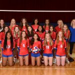 Volleyball Plays in Goshen Invite