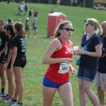 Girls Cross Country Runs in New Prairie Invitational
