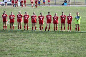Girls Soccer vs Glenn (Sept 19)