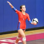 Volleyball Loses NIC Match to Jimtown