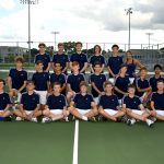 Boys Tennis Wins Opening Round of NIC Tournament