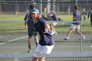 Boys Tennis vs New Prairie (September 25)