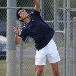 Boys Tennis vs New Prairie (September 25)