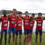 Boys Cross Country Runs in Muddy Culver Invite