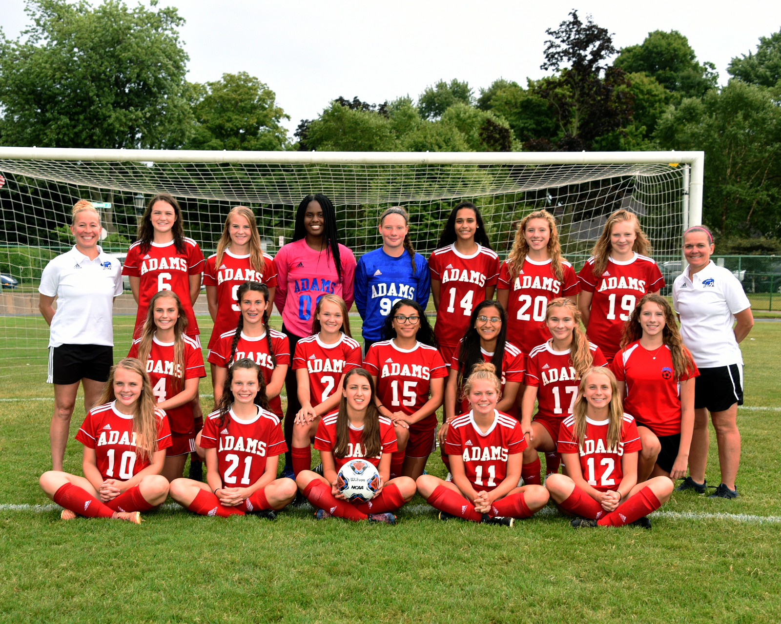 Girls Soccer 2019 All Conference