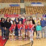 Volleyball Earns Victory on Senior Night