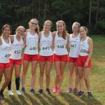 Girls Cross Country Finishes 6th at NIC Championship Race