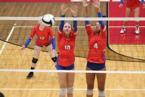 Volleyball vs SB Washington (October 3)