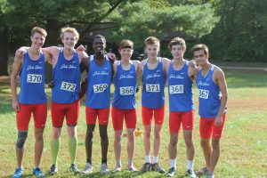 Boys Cross Country – NIC Championship Meet (Oct 5)