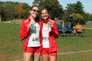 Girls Cross Country – NIC Championship Meet (Oct 5)