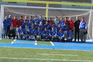Boys Soccer Sectional Championship (October 12)