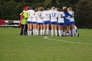 Girls Soccer Sectional Championship Game (October 12)