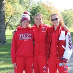 Girls Cross Country Competes in IHSAA Sectional Meet