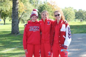 Girls Cross Country Sectional Meet
