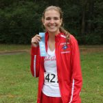 Girls Cross Country Runs at Regional Meet; Mischak Advances to Semi State