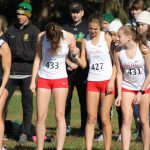 Girls Cross Country IHSAA Regional Meet (October 19)