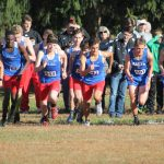 Boys Cross Country Regional Meet (October 19)