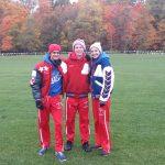 Neubauer and Mirza Run in IHSAA Semi State Meet
