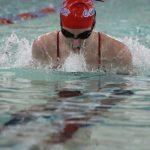 Girls Swimming and Diving Defeats SB Washington
