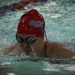 Girls Swimming and Diving Near Perfect Against New Prairie