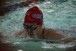 Girls Swimming vs Elkhart Memorial (Nov 19)