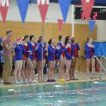 Girls Swimming and Diving Loses to SB St Joseph