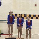 Girls Diving Finishes as Runner Up at Washington Invite