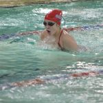 Girls Swimming and Diving vs SB St Joseph (Dec 5)