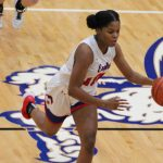 Girls Basketball Plays Aggressive in Loss to Penn
