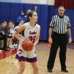 Girls Basketball Starts New Year with Win