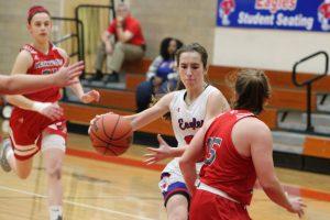 Girls Basketball vs Goshen (Dec 14)