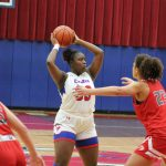 Girls Basketball Advances to Third Place Game of Tipton Tournament