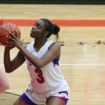 Girls Basketball Falls in First Game of Holiday Tournament