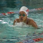 Girls Swimming and Diving Suffers Loss at Penn