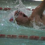 Boys Swimming and Diving Falls to Elkhart Memorial