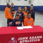 Ira Armstead Signs to Play Football at University of Virginia
