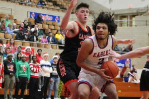 Boys Basketball vs LaPorte (Dec 20)