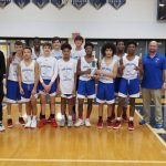 Boys Freshman Basketball Wins Fairfield Tournament
