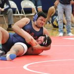Wrestling Falls to Elkhart Central